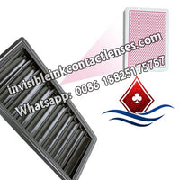 500 pc Poker Chip Tray Barcode Lens