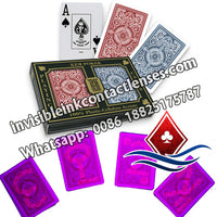 arrow kem invisible ink playing cards