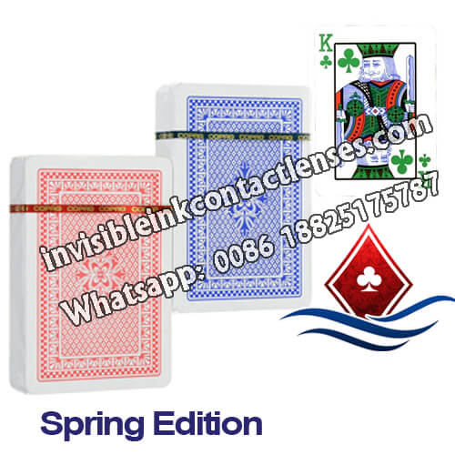 copag spring edition magic poker cards