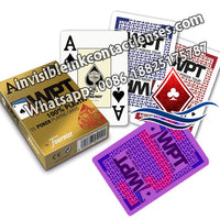 fournier wpt marked poker cards