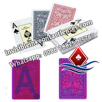 Fournier 2818 Invisible Ink Marked Cards