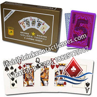 modiano golden trophy ir poker cards