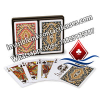 kem paisley luminous marked cards