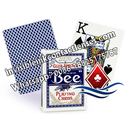 jumbo index blue poker cards