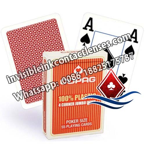 copag 4pip marked deck of cards