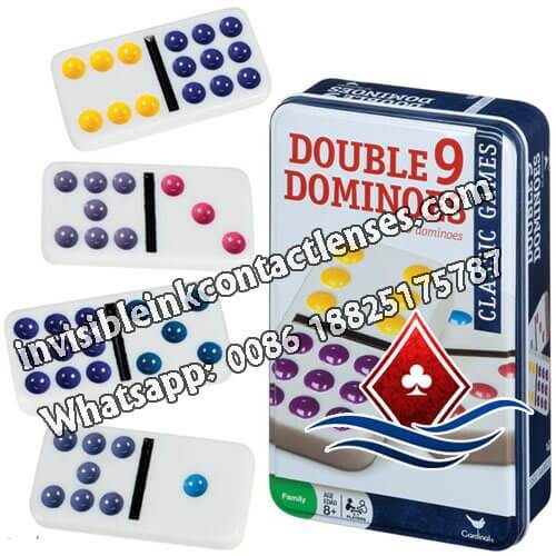 Double-9 Marking Dominoes