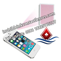 iPhone Poker Scanner