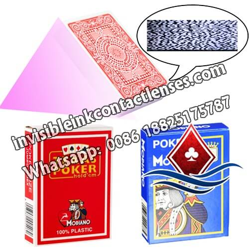 Modiano Barcode Marked Playing Cards