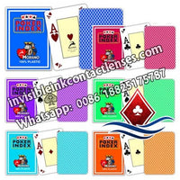 Modiano Poker Index Marked Cards for Sale