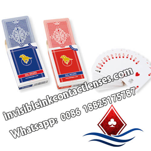 paper san siro marked cards poker