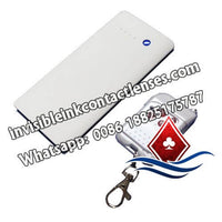 Power Bank Long Distance Poker Scanning Camera