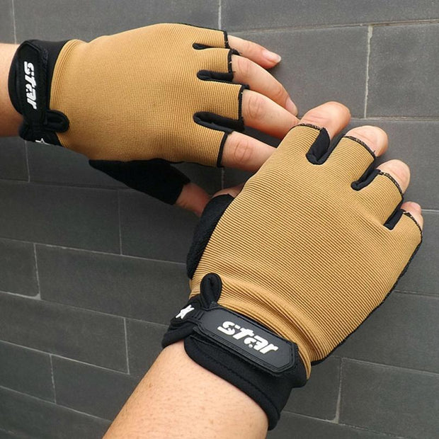 Weight Lifting Sports Gloves