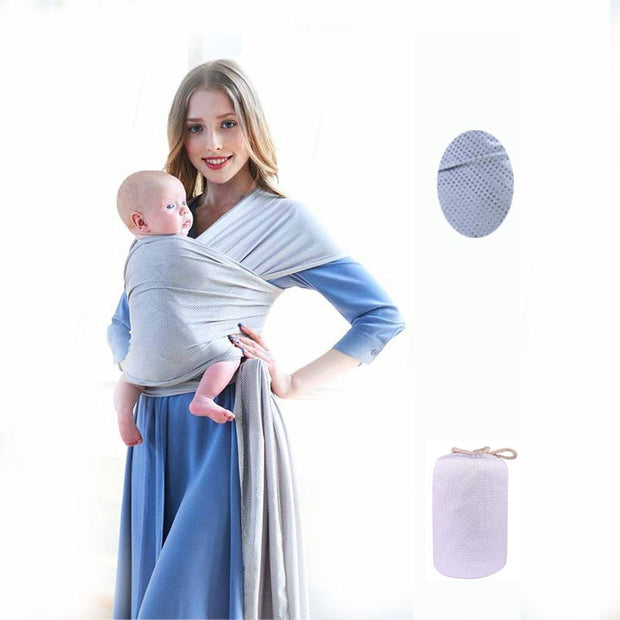 Breathable Baby Sling Carrier