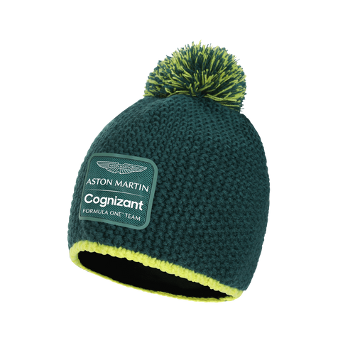 AMCF1 Official Team Beanie - Aston Martin Cognizant F1 Store