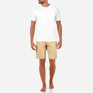 Vilebrequin Teegus plain White men's T-Shirt
