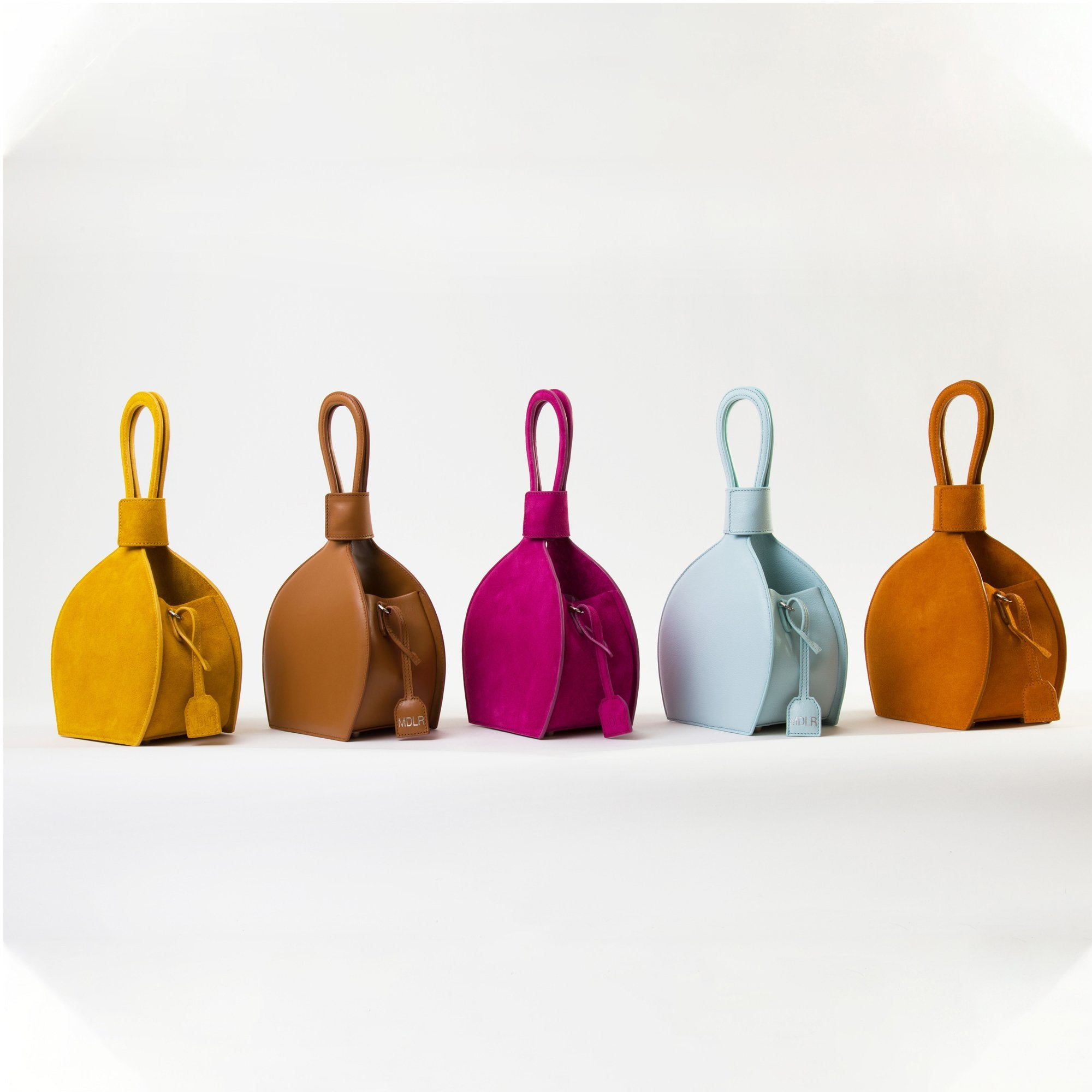 Collection of ATENA SUEDE-SLING BAG, a party bag with minimalist look and available in various colors