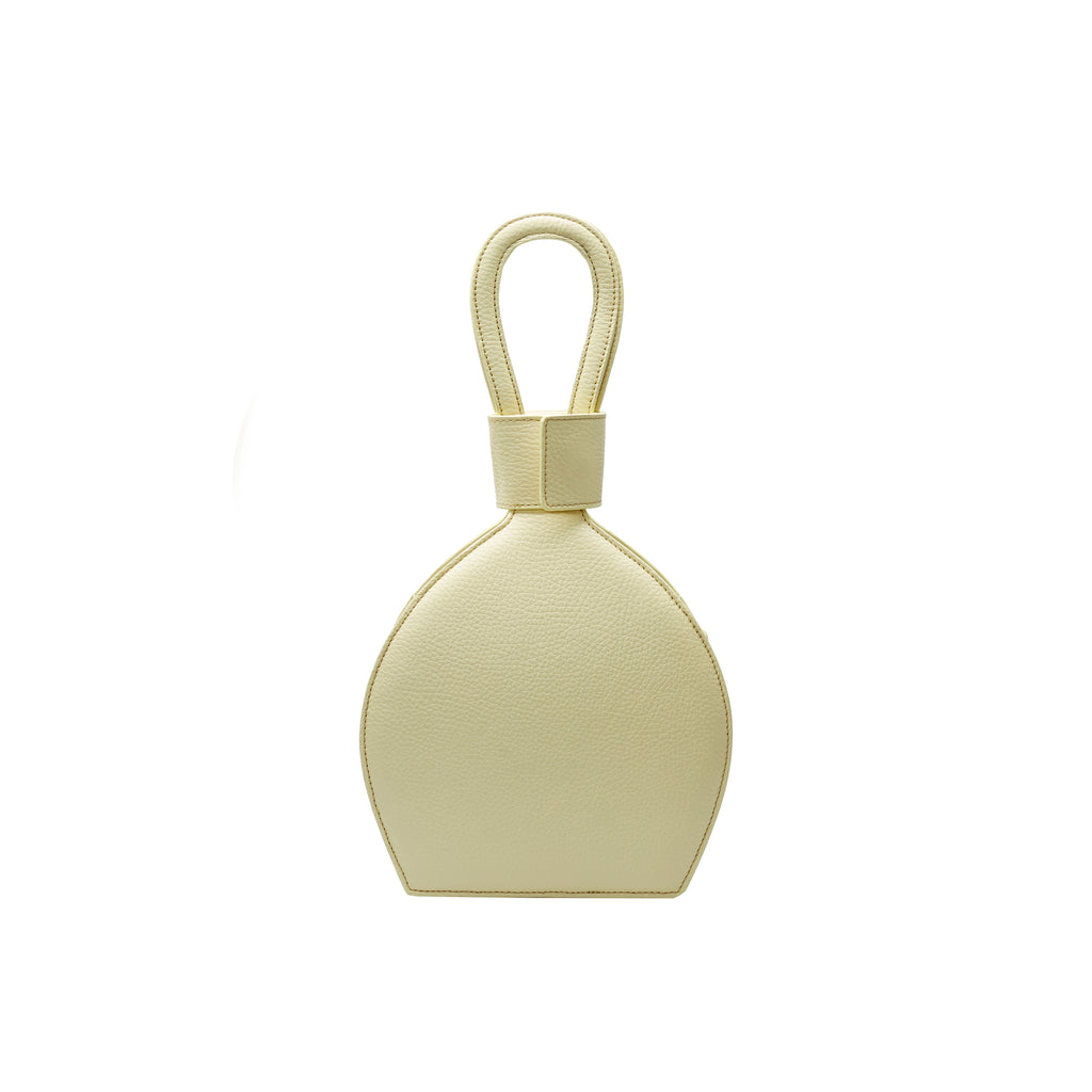 ATENA CANARY PURSE-SLING BAG, a gold bag, handbag with minimalist look from MDLR