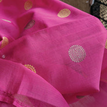 Load image into Gallery viewer, Pink Mubarakpur Dupatta