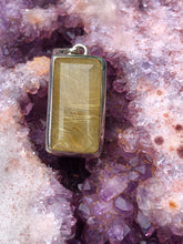 Load image into Gallery viewer, Rutilated Quartz pendant 3