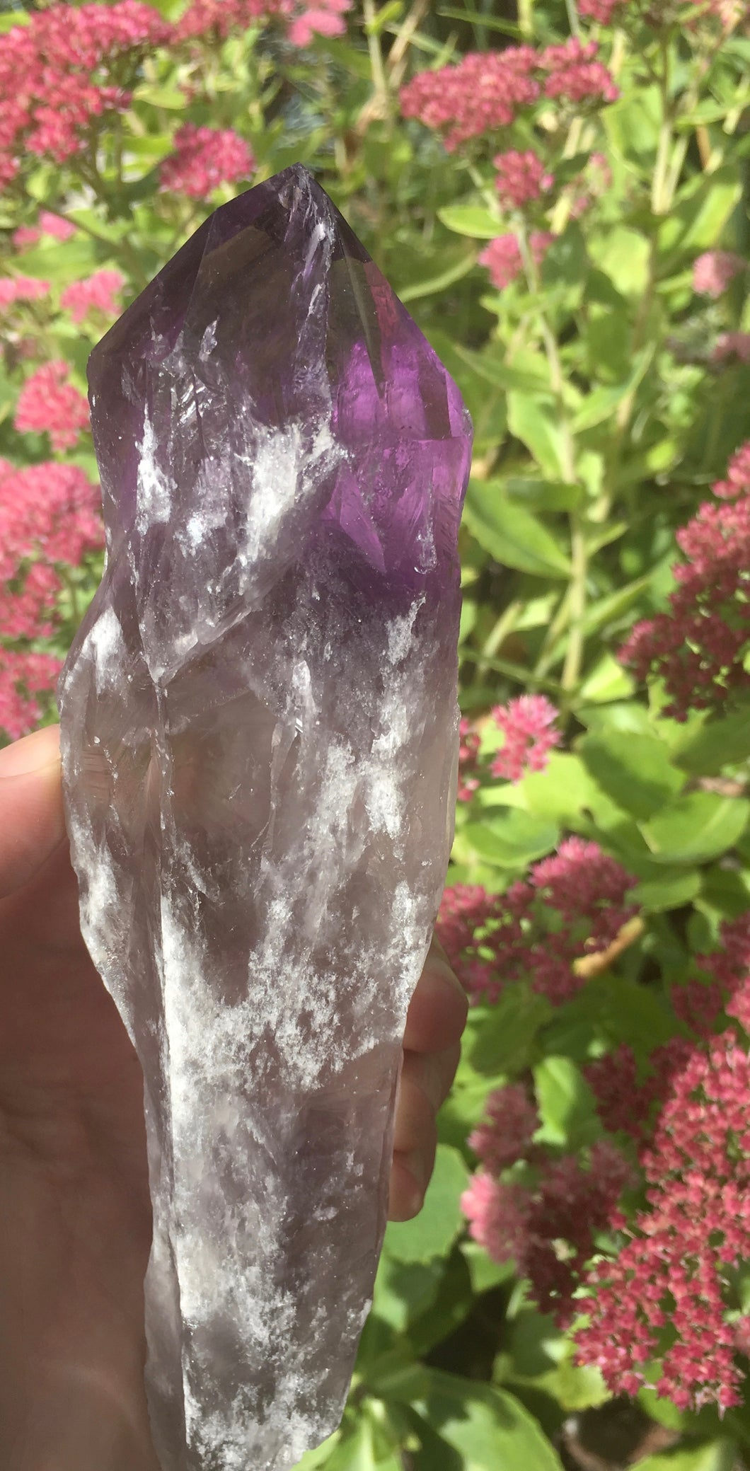 amethyst crystal natural