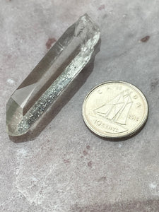 Clear quartz from British Columbia 4