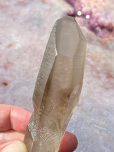 Load image into Gallery viewer, Lemurian smokey quartz 3