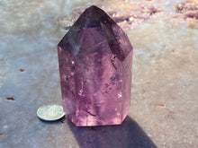 Load image into Gallery viewer, Amethyst polished point 5