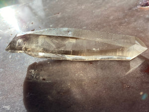 Lemurian smokey quartz 13