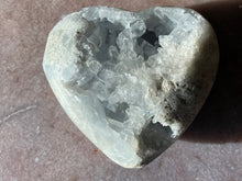 Load image into Gallery viewer, Celestite Heart 3