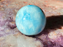 Load image into Gallery viewer, Larimar sphere 6