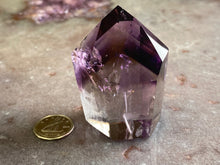 Load image into Gallery viewer, Amethyst polished point 21