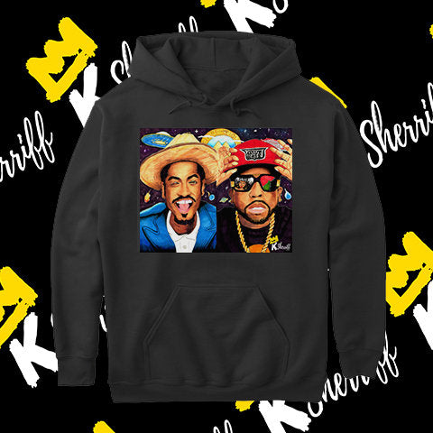 OutKast Hooded Sweatshirt