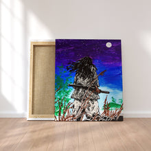 "Load image into Gallery viewer, Original Art Print - ""Moonlight"""