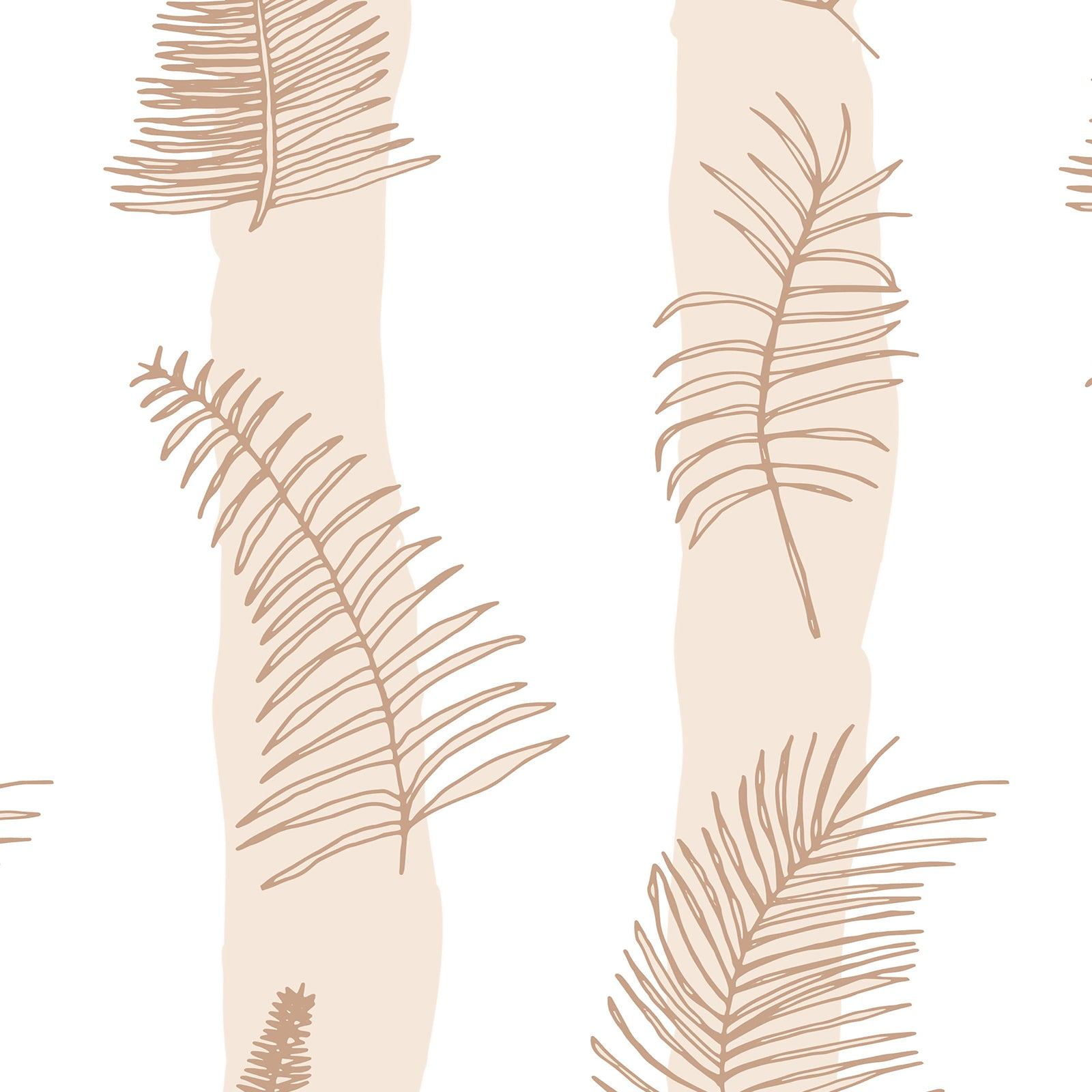 Palm Leaves On Pink Vertical Lines Background Vintage Wallpaper Find over 100+ of the best free tropical leaves images. palm leaves on pink vertical lines background