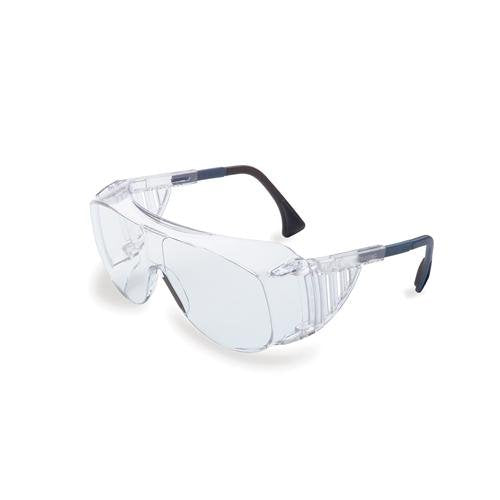 Honeywell - ULTRA-SPEC SAFETY EYEWEAR, CLEAR LENS, ANTI-SCRATCH, HARD COAT, CLEAR FRAME - 763-S0112 - 1/EA