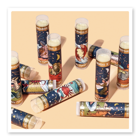 Zodiac Mix Lip Balm Set