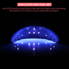 UV LED Lamp/Nail Dryer with Sensor Tools