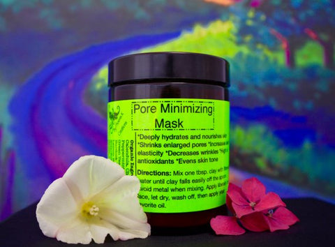 Organic Pore Minimizing Mask