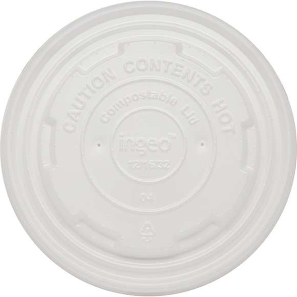12-32 oz Plastic Bowl Lid