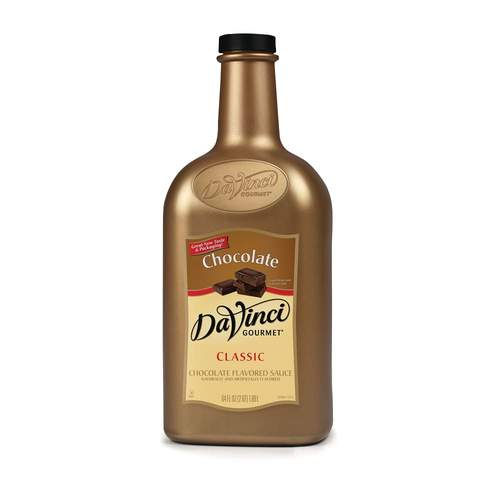 Chocolate DaVinci Sauce