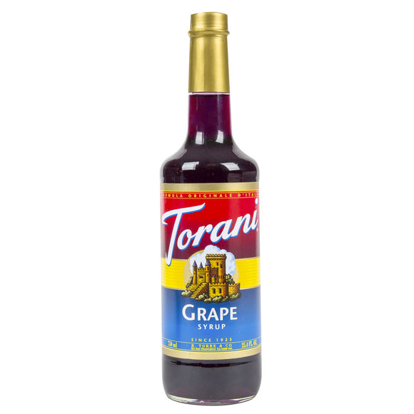 Grape Torani Syrup
