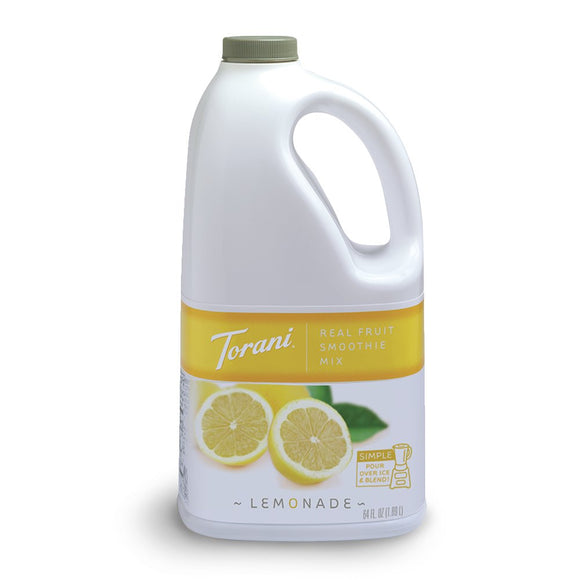 Lemonade Torani Smoothie Mix