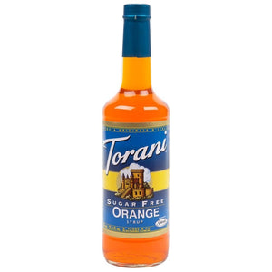 Sugar Free Orange Torani Syrup