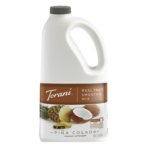 Pina Colada Torani Smoothie Mix