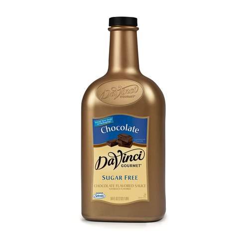 Sugar Free Chocolate DaVinci Sauce