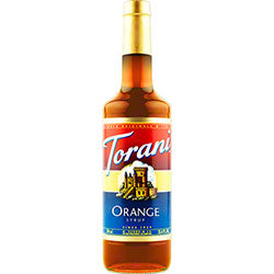 Orange Torani Syrup