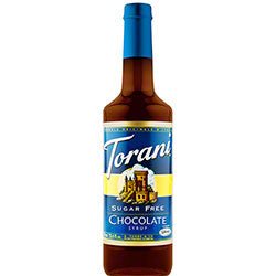 Sugar Free Chocolate Torani Syrup