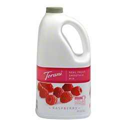Raspberry Torani Smoothie Mix
