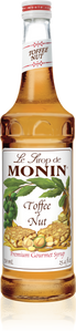 Toffee Nut Monin Syrup