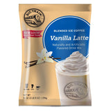 Big Train Vanilla Latte Blended Ice Coffee Beverage Mix Alt